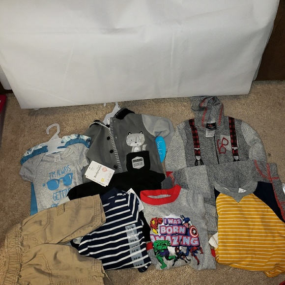 b65793122489 various Matching Sets | Boys 36 Mo Clothing Bundle Most New With ...